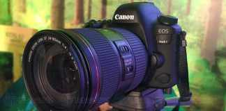 Canon EOS 6D Mark II Launched in India