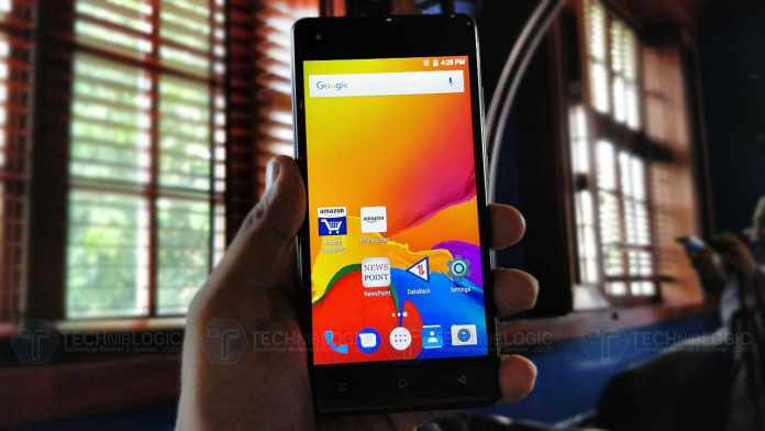 Intex Aqua Lions 3 with 4G VoLTE and Swiftkey launched in India