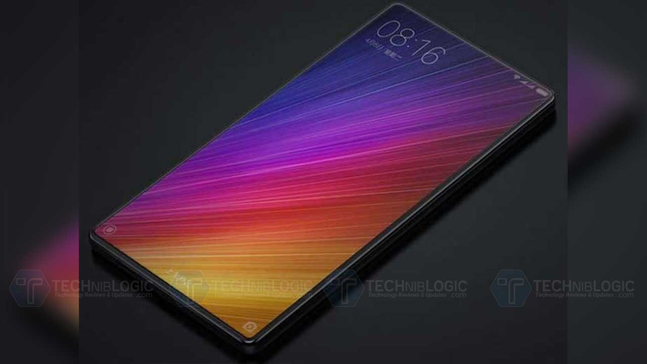 Mi Mix 2 leaks
