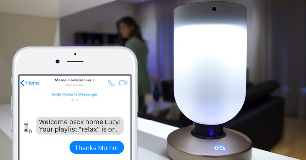 Momo: Your intelligent Smart Home Assistant