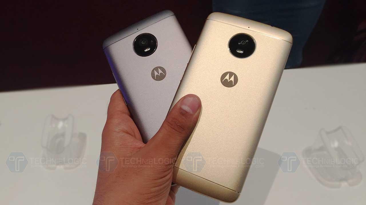 Moto E4 Plus and Moto E4 Launched in India