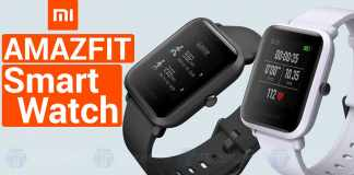 Original Xiaomi AMAZFIT Smartwatch