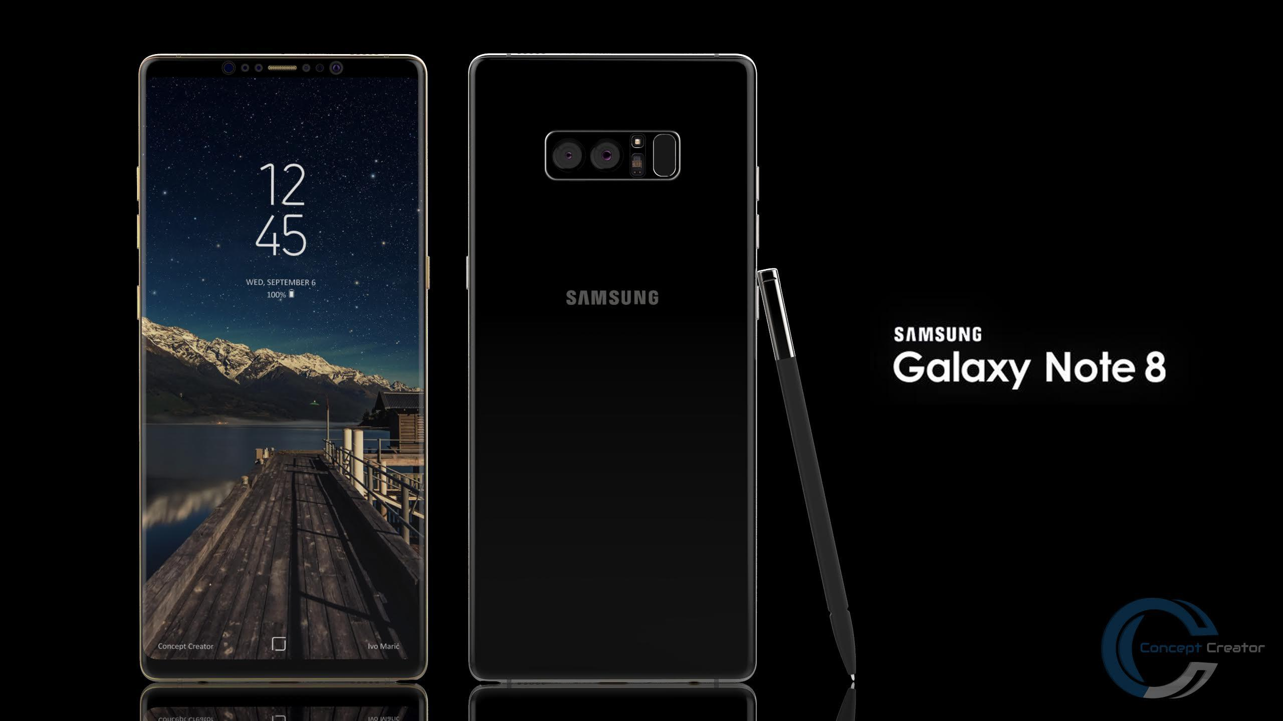 Samsung Galaxy Note 8 Release date, Specifications and ...