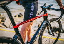 SpeedX Leopard - first ever smart aero road bike
