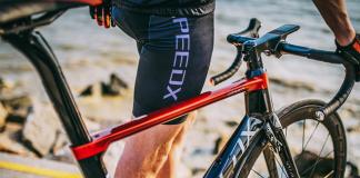 SpeedX Leopard - first ever smart aero road bike