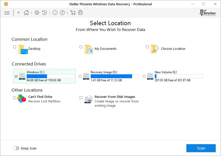 Stellar Phoenix Windows Data Recovery Professional Review 2