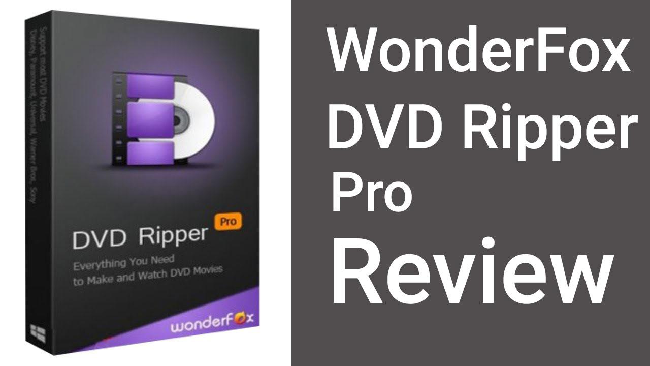 Wonderfox Dvd Ripper Pro Review Techniblogic
