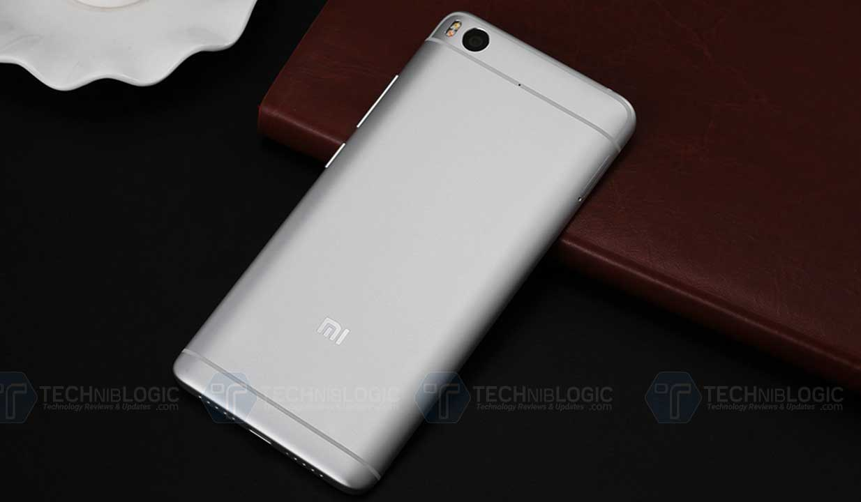 Xiaomi Mi 5s with Snapdragon 821