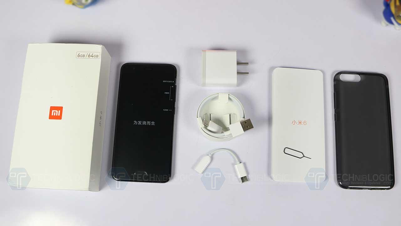 Xiaomi Mi6 Review Better Than Oneplus 5 Techniblogic
