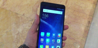 Xiaomi Mi Max2 with 6.44-inch FHD display
