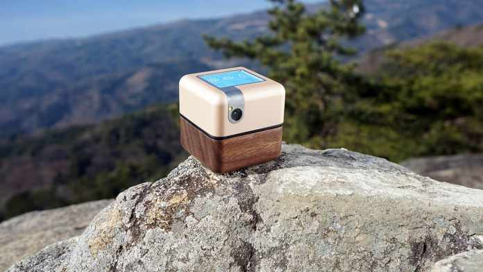 Assistant anywhere you want with Plen Cube