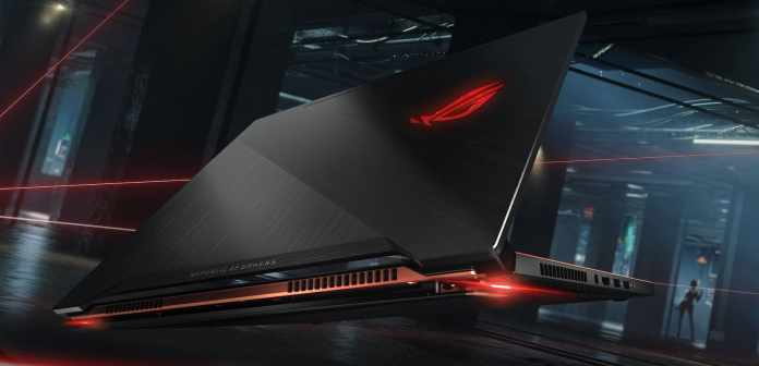 Asus ROG Zephyrus Gaming Laptop