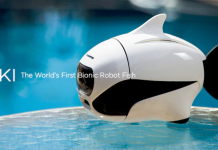Biki: The World's First Bionic Robot Fish