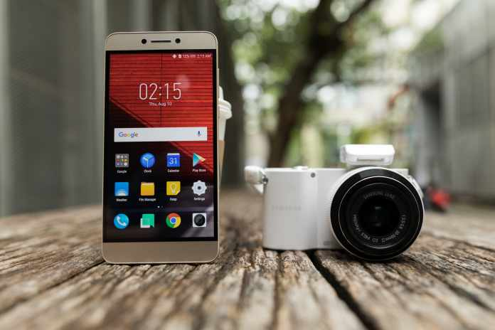Coolpad Cool Play 6 With dual camera