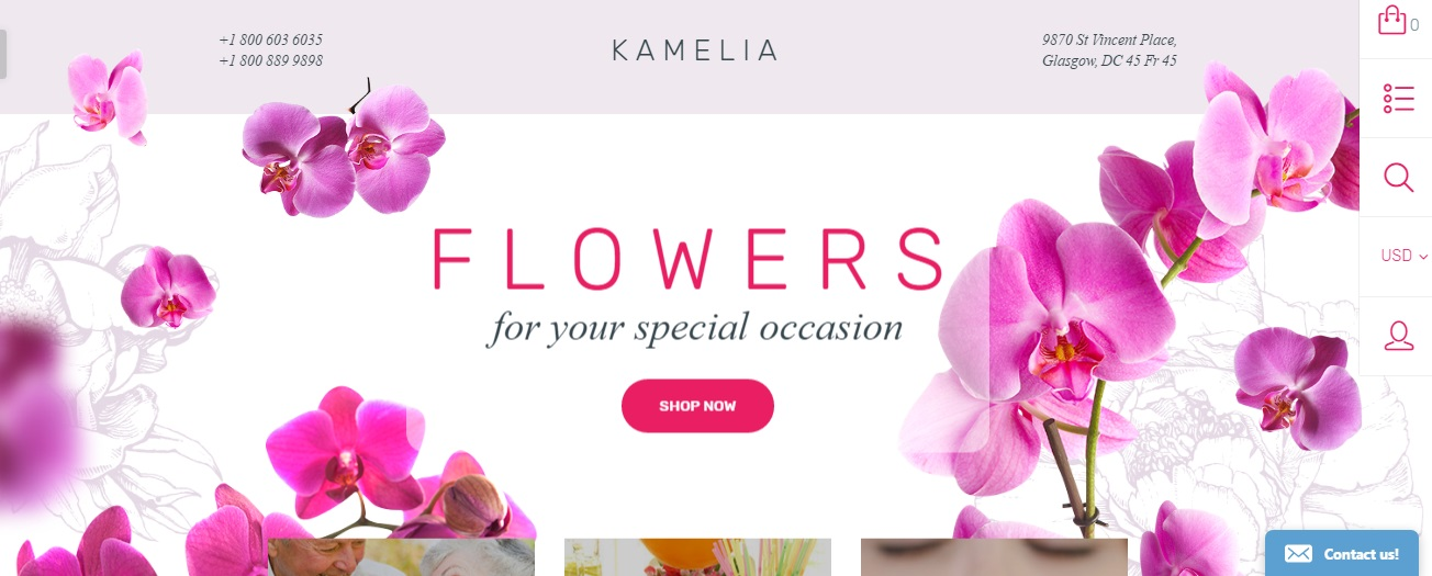 Impress your visitors with Parallax Scrolling