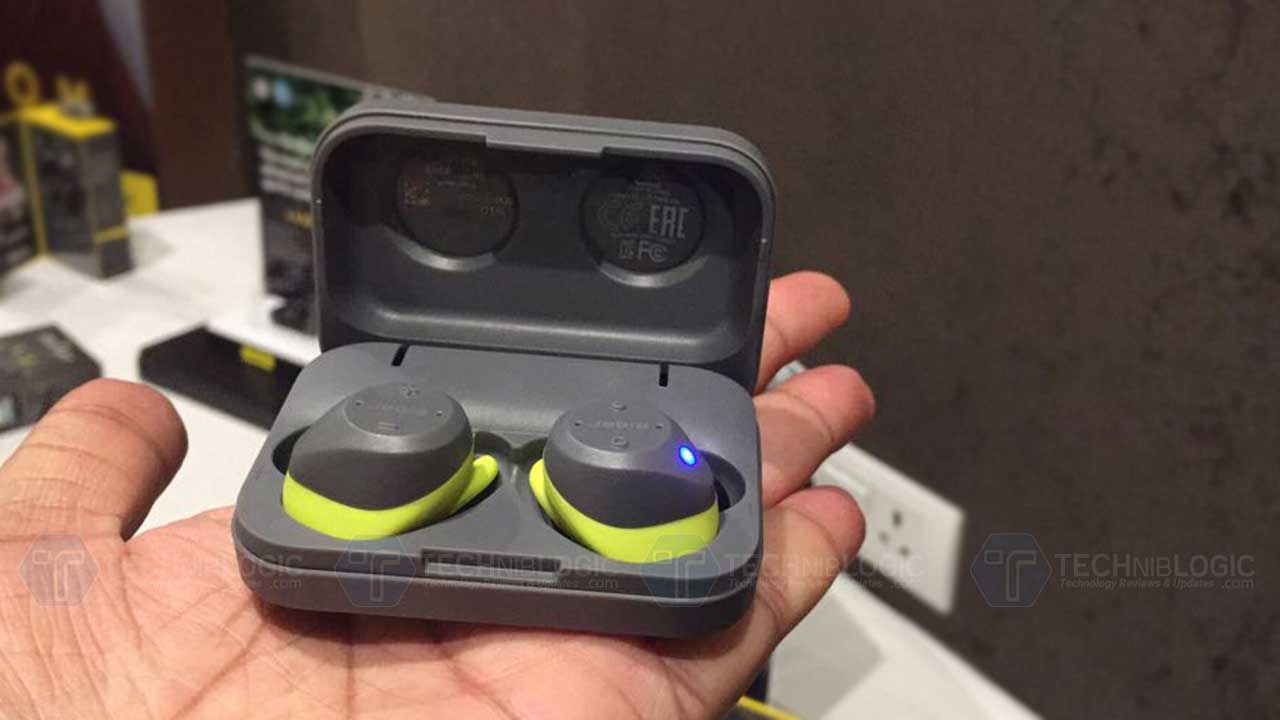 Jabra Elite Sport Wireless Earphones