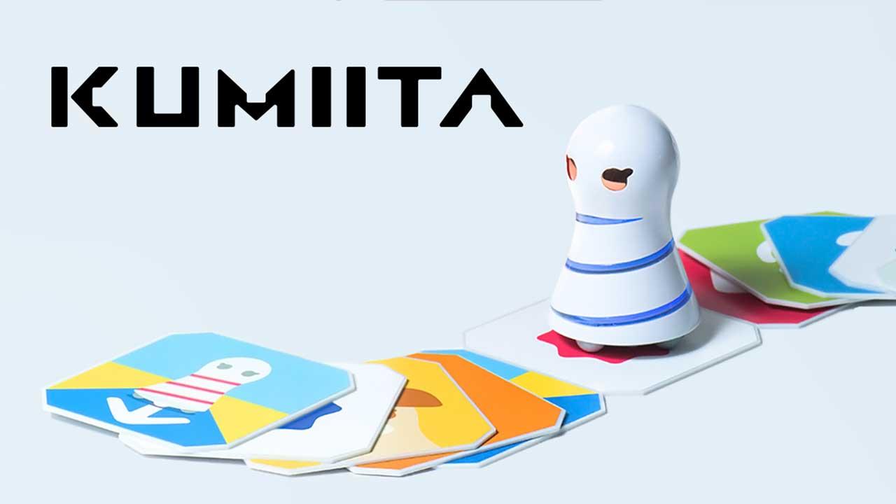 Kumiita is a Smart Robotic Toy