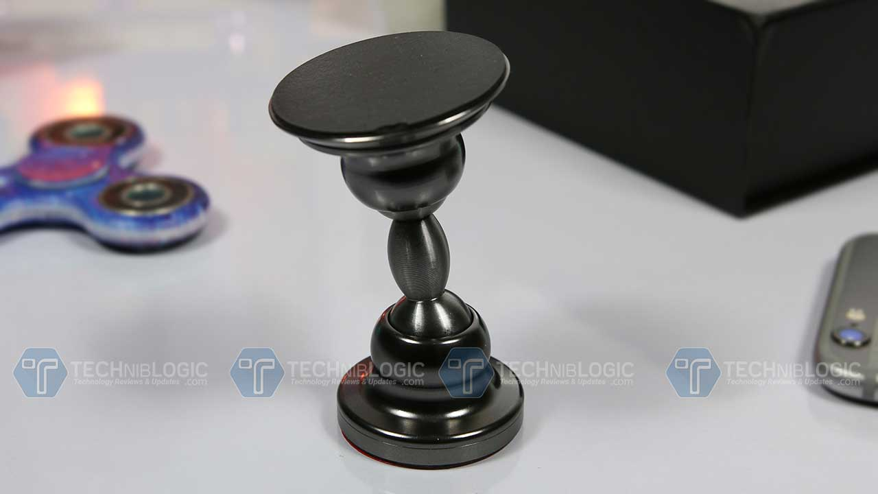 Lauco NanoSuction Car Mount