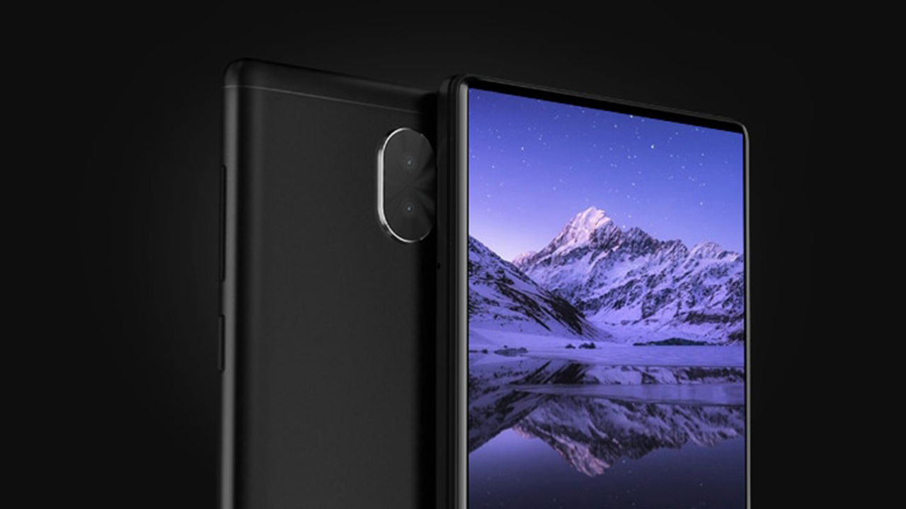 Leagoo Kiicaa Mix with Bezel-Less Display
