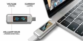 Satechi-USB-C-Power-Meter-Tester-Multimeter