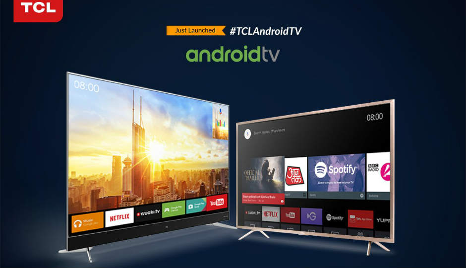 Tcl C2 P2m Series With 4k Uhd Android Tv Launched In