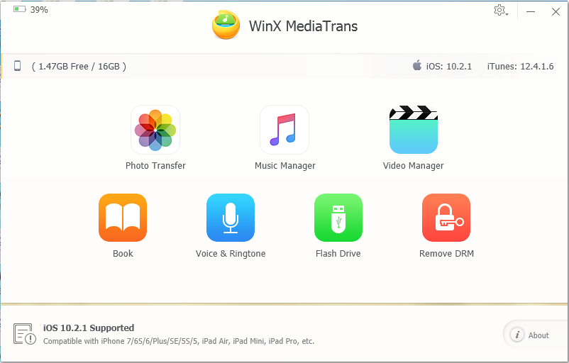 WinX MediaTrans 1 Techniblogic
