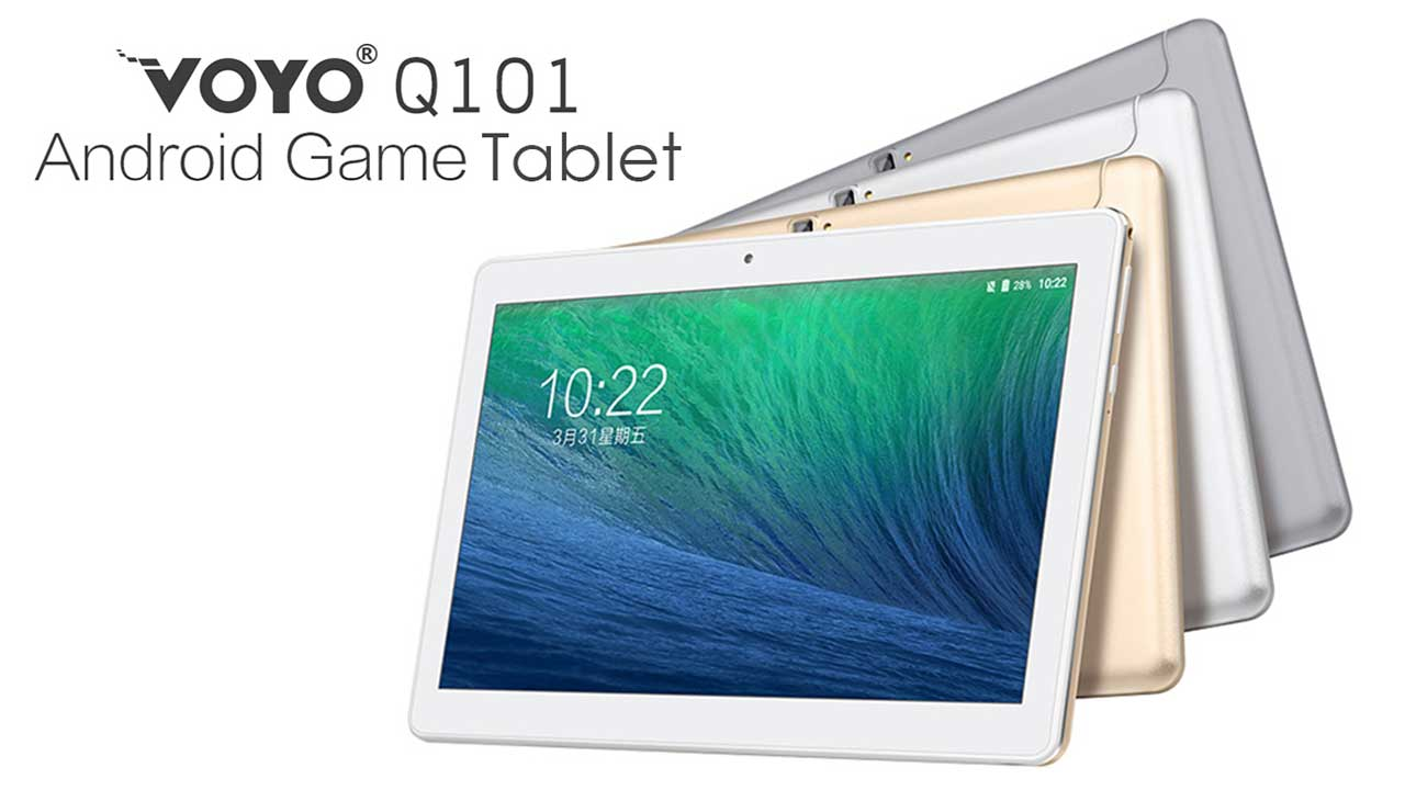 VOYO Q101 4G Phablet