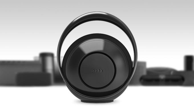 BELLE - A Powerful Bluetooth Speaker