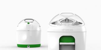 Drumi: The Foot Powered Washing Machine
