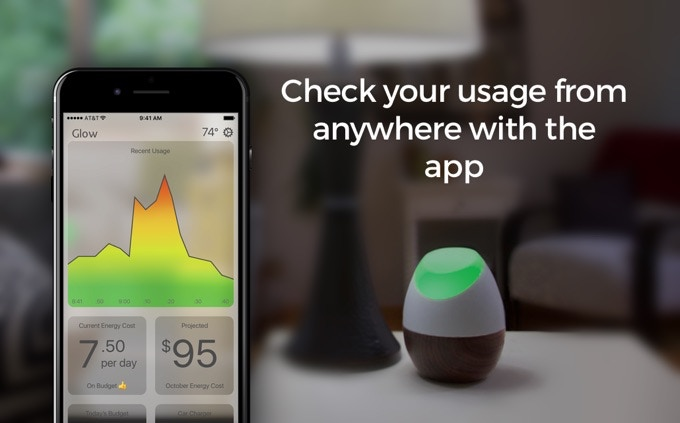 Glow - The Smart Energy Tracker For Your Home