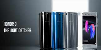 Huawei Honor 9 4G Smartphone International Version