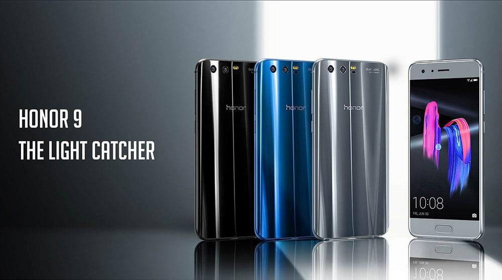 Huawei Honor 9 4G Smartphone International Version