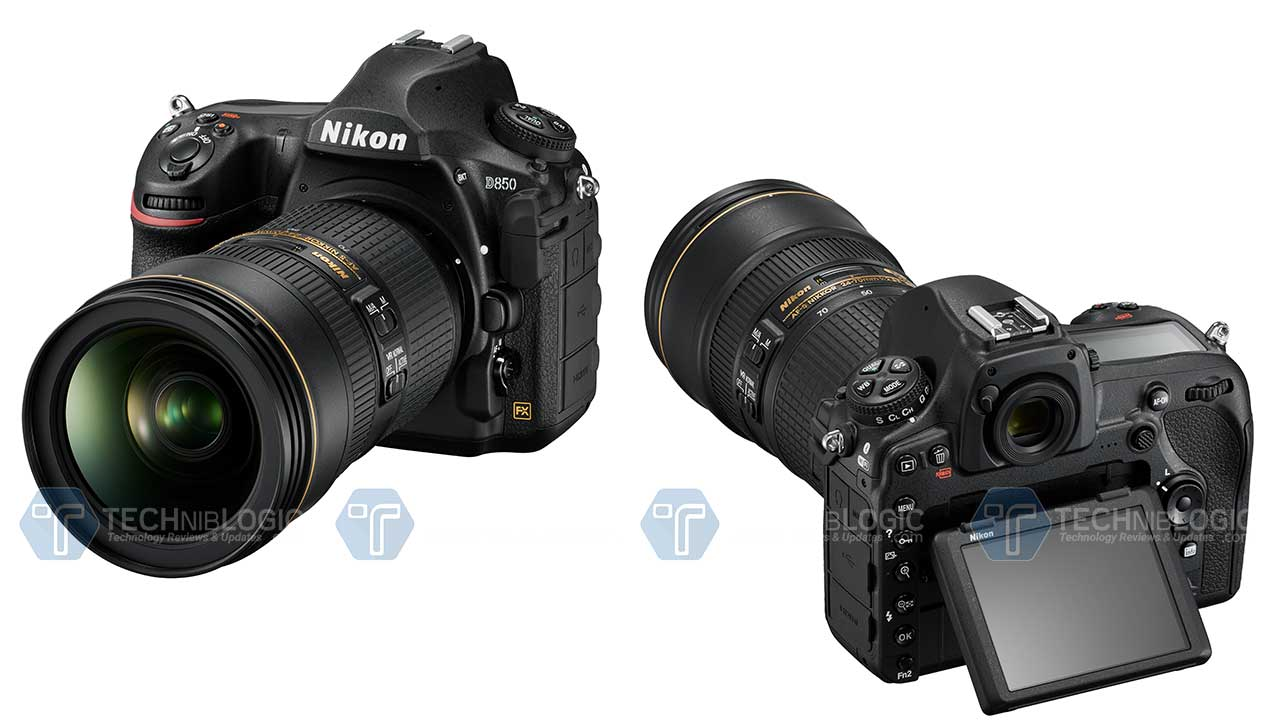 Nikon D850 DSLR camera launched in India