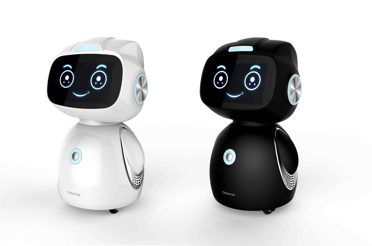 Omate Yumi, an Amazon Alexa-Enabled Home Robot
