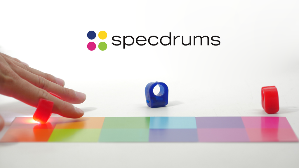 Turn Color Into Sound with Innovative Specdrums
