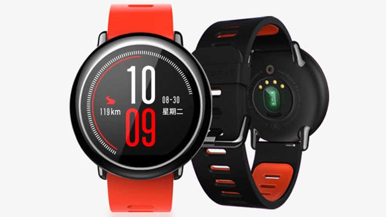 Xiaomi-HUAMI-AMAZFIT-IP67-Smartwatch