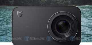 Xiaomi Mijia Camera Mini 4K