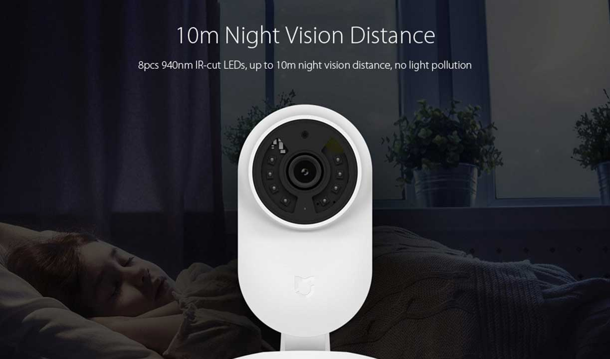 Xiaomi Mijia 1080p Smart Ip Camera Techniblogic