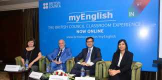myEnglish an initiative by British Council of India