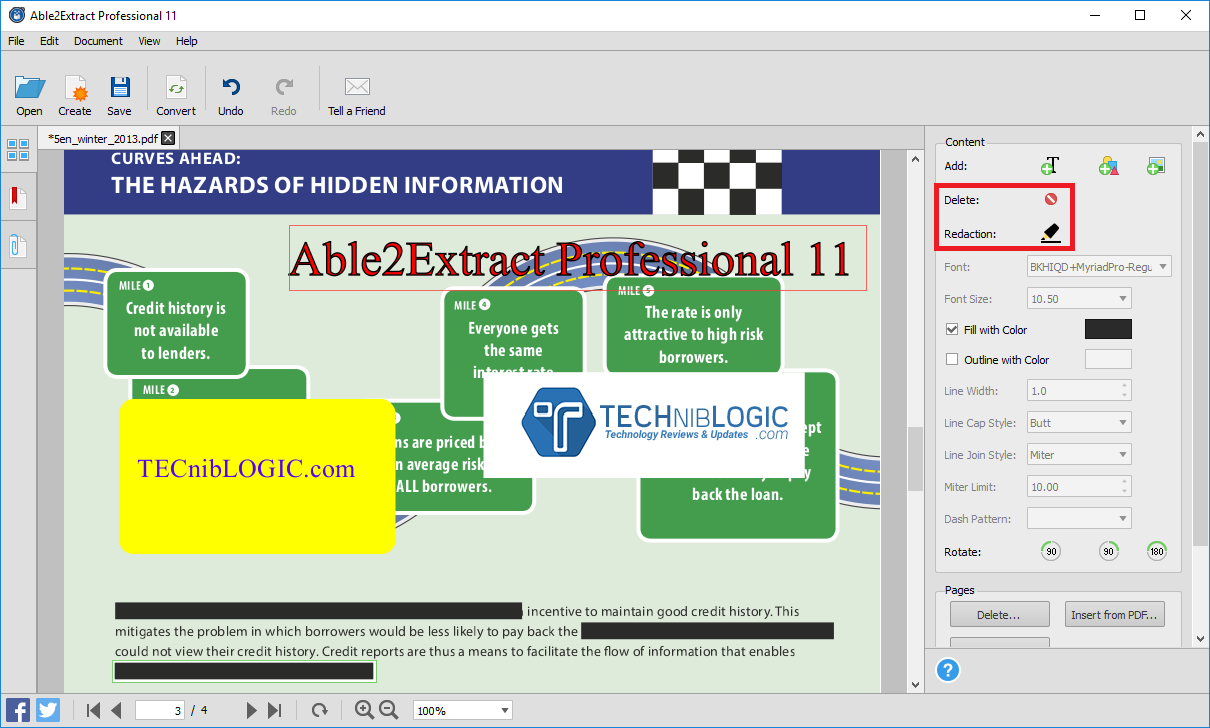 Able2Extract Pro 4