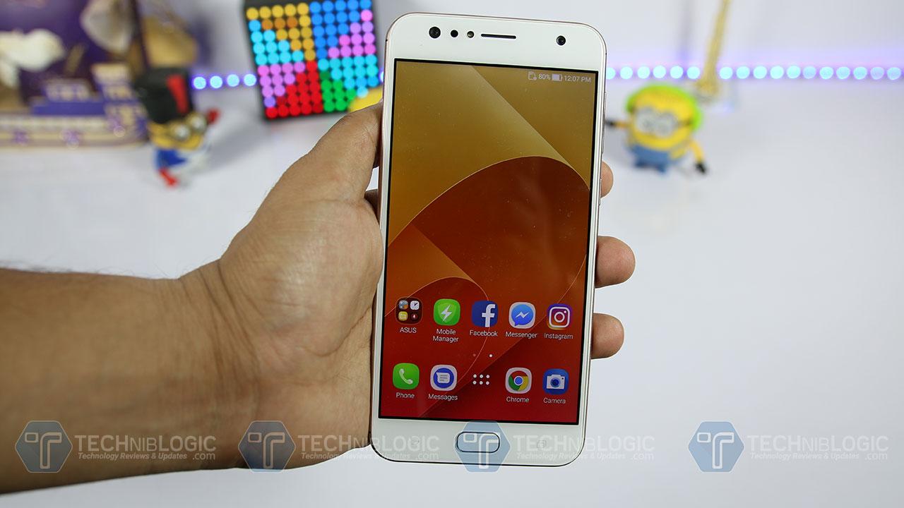 Asus Zenfone 4 Selfie Dual Camera Review : Best in Price! 5