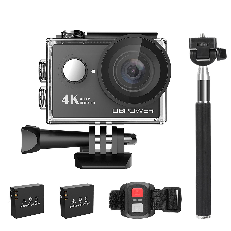 Db Power A4k Action Camera Techniblogic