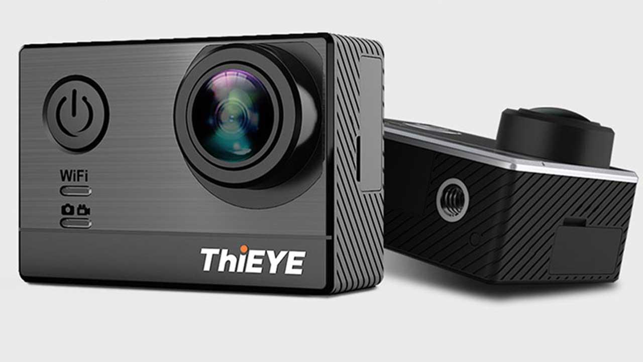 Original Thieye T5e WiFi 4K Action Camera