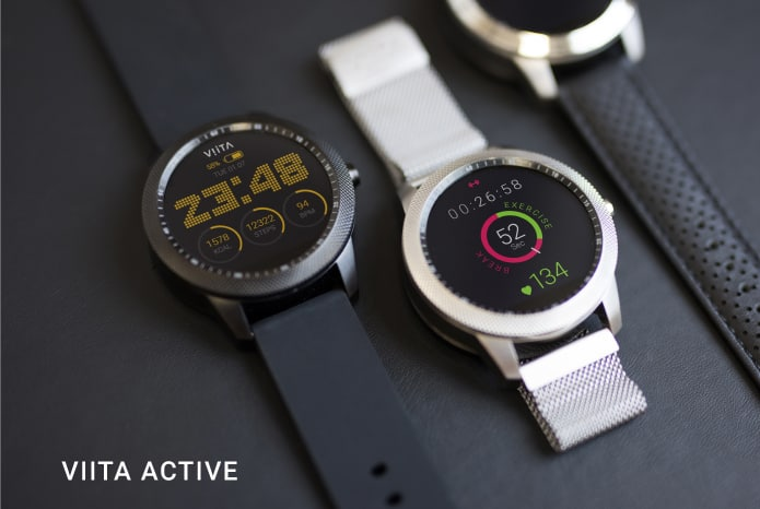 VIITA Smartwatch - AI Wearable Fitness Coach