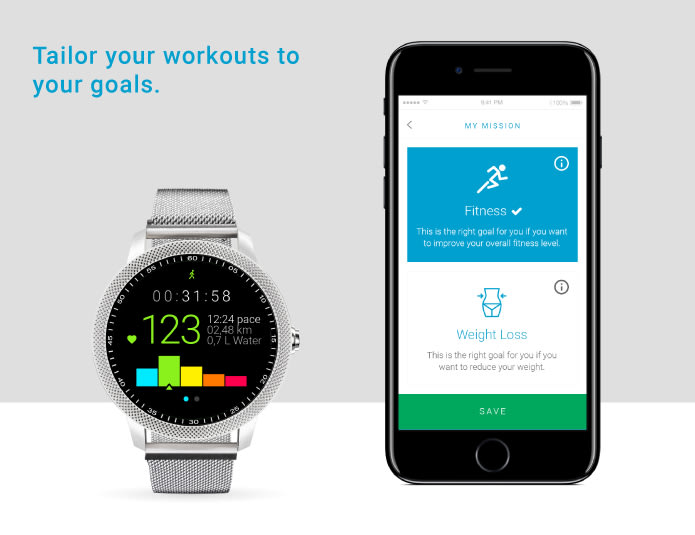 Viita smartwatch