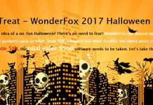 Wonderfox Giveaway cover