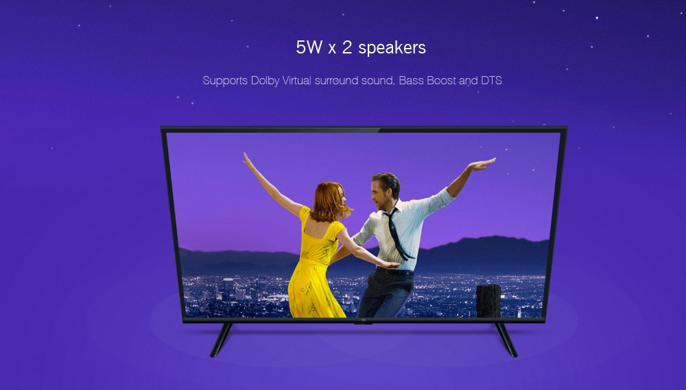 Xiaomi Mi TV 4A with 32 inch HD Screen