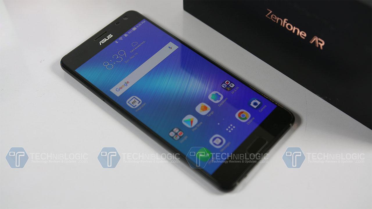 Asus-Zenfone-AR-Display-Techniblogic