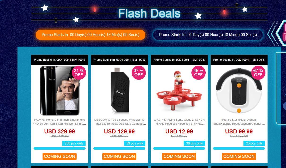 Flash Deal Geekbuying Best Deals
