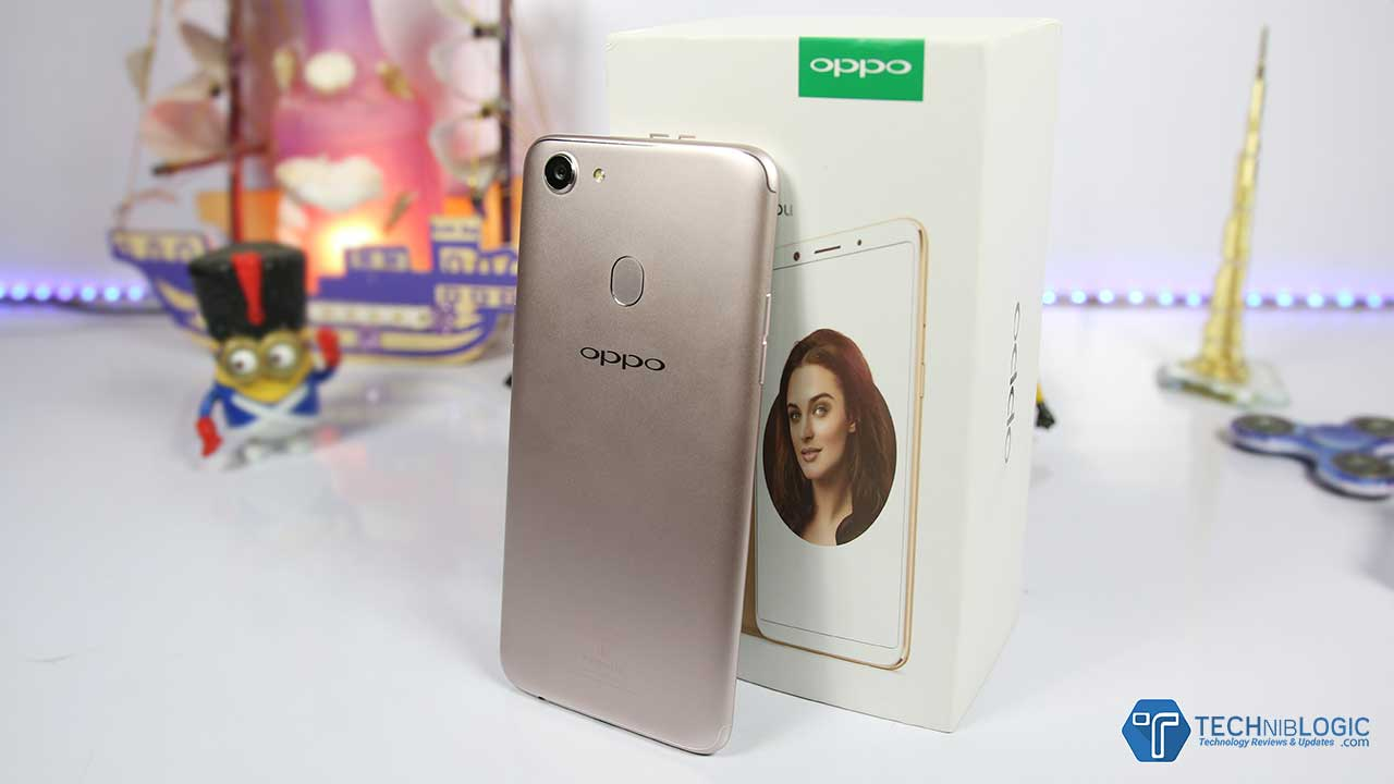 Oppo F5 Review : The Real Selfie Expert